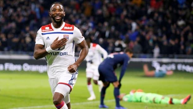 Manchester United Place €40 Million Offer For Lyon Striker