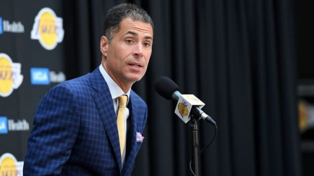 Los Angeles Lakers Potentially Open To Moving Down In The 2021 NBA Draft While Acquiring First And Second Round Picks