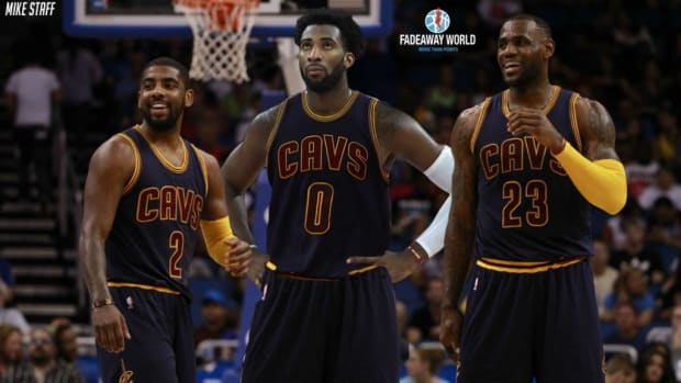 Cleveland Cavaliers: Top 5 NBA Draft Mistakes