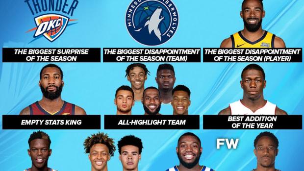 The Best Alternative NBA Awards For The 2019-20 Season
