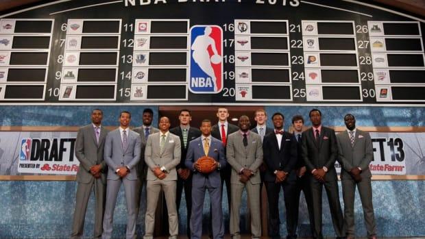 2013 NBA Draft Class