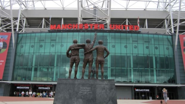 Breaking: Manchester United 'Agree Personal Terms' Over Third Summer Signing