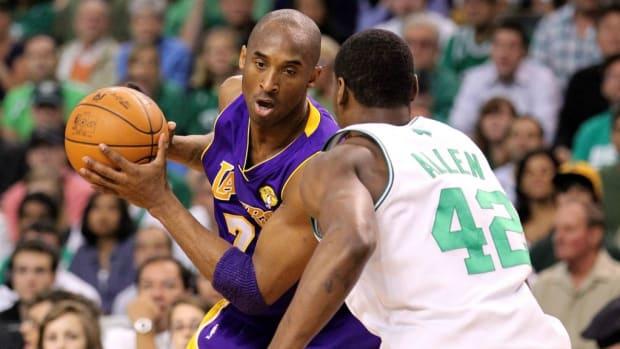 Kobe Bryant   Footwork