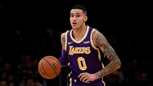 Kyle Kuzma Spotted With Supermodel Kendall Jenner On July 4th