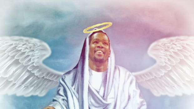 Kevin Durant MVP