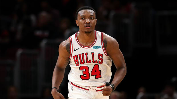 2020 NBA Draft: Golden State Warriors Discussing Trading No. 2 Pick To Chicago For No. 4 And Wendell Carter Jr.