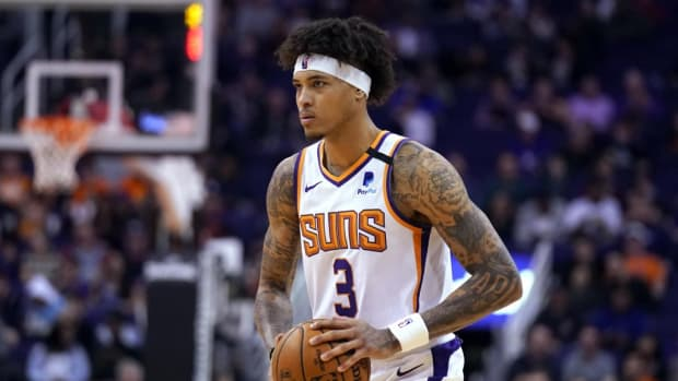 """Kelly Oubre Takes A Shot At Phoenix Suns Owner: """"I Can Play For An Owner -- Somebody Who Actually Cares About The Organization And Not Just The Perception Of The Organization On The Media End Of It."""""""