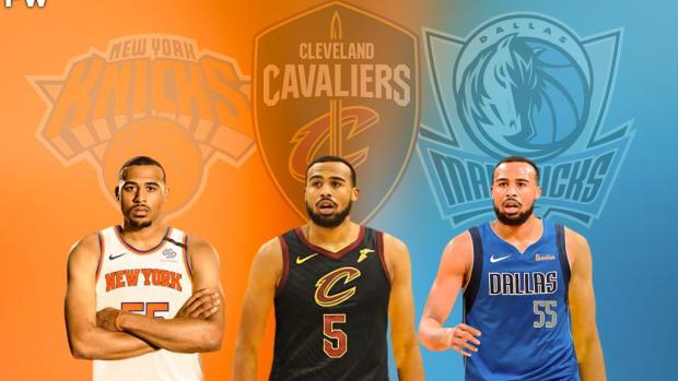 NBA Rumors: New York Knicks, Cleveland Cavaliers, And Dallas Mavericks Want Talen Horton-Tucker This Summer