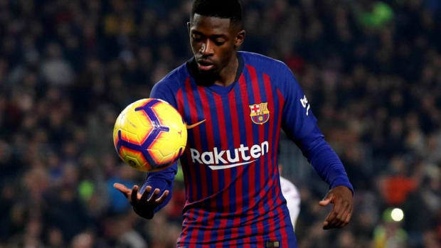 Transfer News: Barcelona 'Open Negotiations' To Swap Dembele For PSG Star
