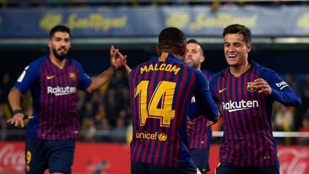 3 Teams Are In The Race To Sign Barcelona Outcast