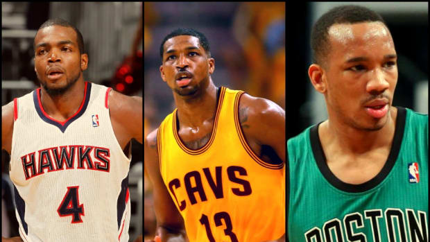 NBA All-Underrated 1st Team 2016-17