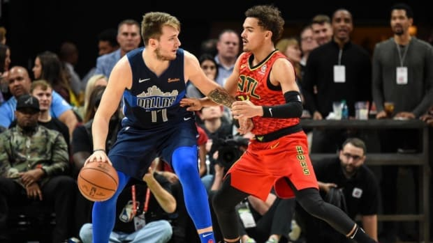 NBA Rookie Of The Year Power Rankings: Luka Doncic Or Trae Young