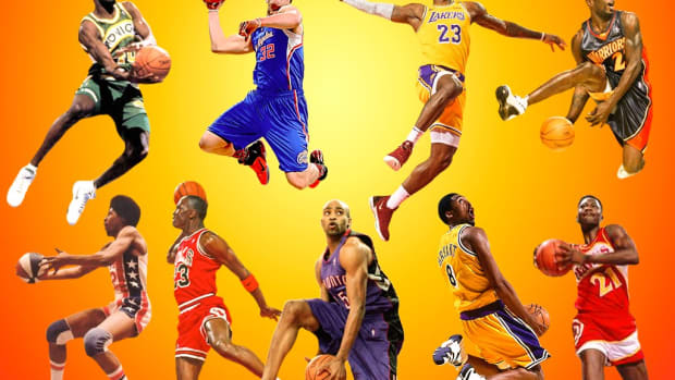 Ranking The 10 Greatest Dunkers In NBA History: Vince Carter Is Truly Half-Man, Half-Amazing