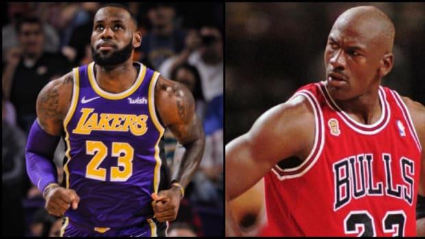 Shaq O'Neal Refuses To Compare LeBron James To Michael Jordan