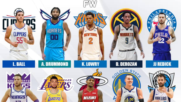 The Best Destinations For 10 NBA Stars That Could Be Traded This Season