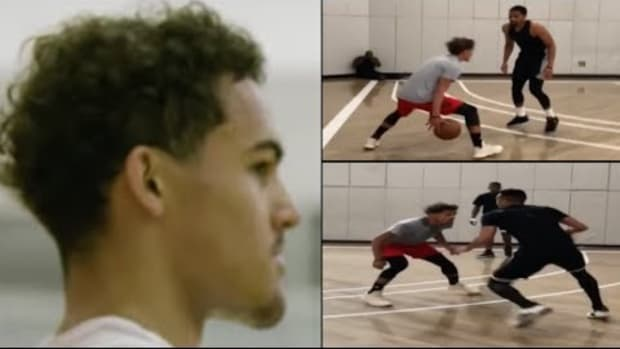 Trae Young Destroying NBA Stars
