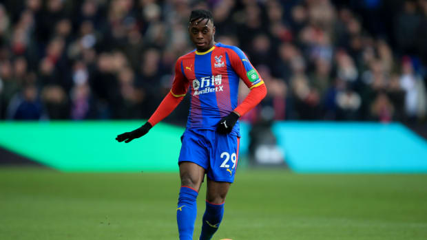 Manchester United Set To Submit Initial £25m Offer For Palace's Youngster