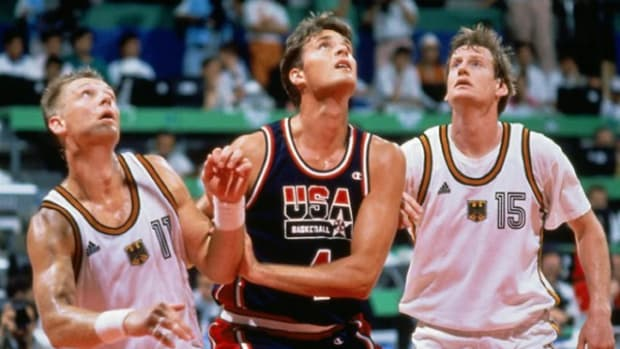 Shaq O'Neal On 1992 Dream Team: 'Christian Laettner Was Better Than Me In College'