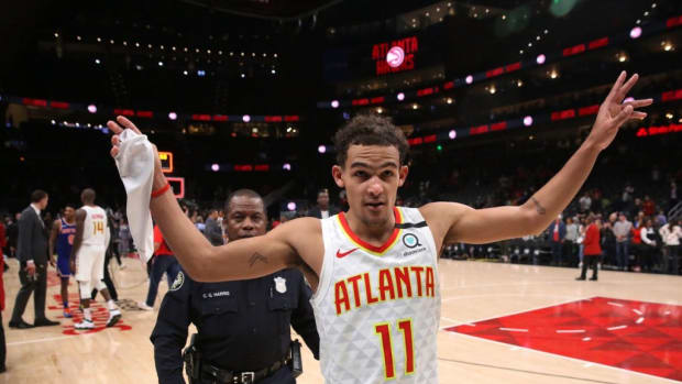 Tom Thibodeau Is Angry And Frustrated With Trae Young's Foul-Drawing Technique