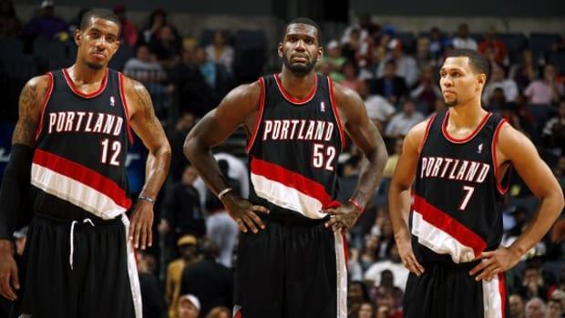 Portland Trail Blazers Dynasty That Never Was