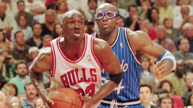 Horace Grant: 'I Would've Beat Michael Jordan. There Would Be No Air Jordan Right Now. There Wouldn't Be No Six Championships, I Guarantee You That.'