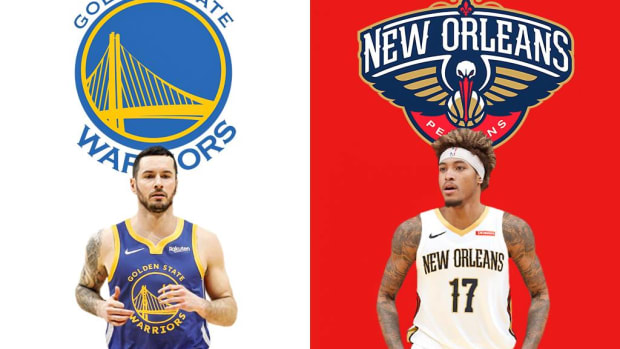 NBA Rumors: Golden State Warriors Could Land JJ Redick For Kelly Oubre Jr.