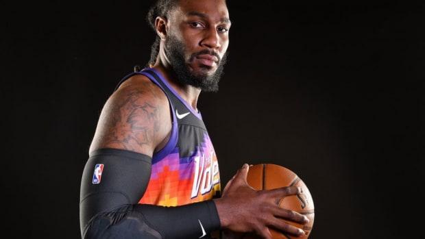 Phoenix Suns Forward Jae Crowder Says He's Been Getting Death Threats