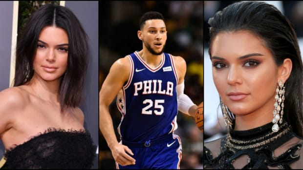 Sixers Fans Create Petition To Ban Kendall Jenner From Attending Games