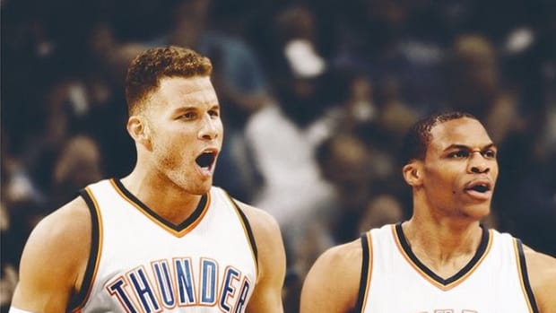 Thunder set on Blake Griffin, Russell Westbrook du