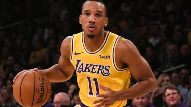 Lakers Fans Get Into Heat Debate Over Avery Bradley's Move To Miami