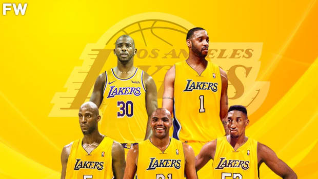 5 Superstars That Could Have Played For The Lakers