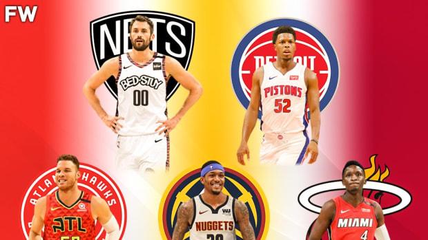NBA Rumors: 5 Trades That Won't Happen This Season