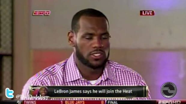 LeBron James Decision