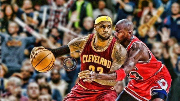 Where is LeBron James among the Greatest of All-Time?