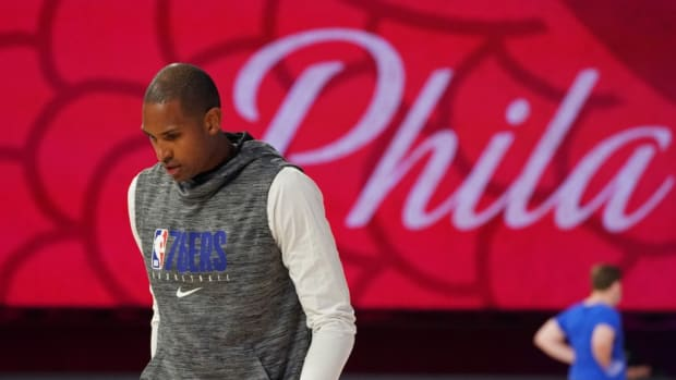 Al Horford's Sister Shares Terrifying Messages She's Receiving On Social Media Following Al's Trade