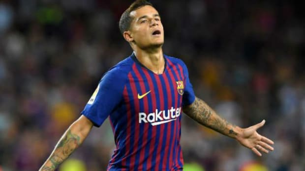 Transfer Rumors: Philippe Coutinho To Manchester United, James Rodriguez To Arsenal