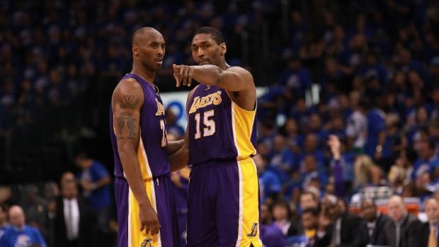 Metta World Peace Recalls The Moment He Found Out Kobe Bryant Was A 'Killer'