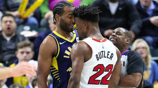 """Jimmy Butler On Hype vs. T.J. Warren: """"We Can Kill That. That's Something Of The Past."""""""