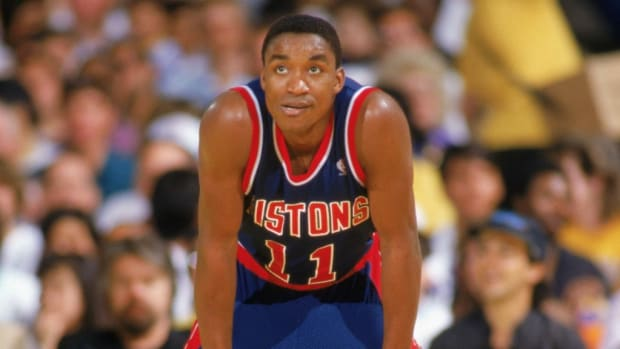 """David Robinson On Isiah Thomas' Snub From 1992 Dream Team: """"If You Take Pride In Your Reputation As A 'Bad Boy' It Kind Of Means People Aren't Going To Like You."""""""