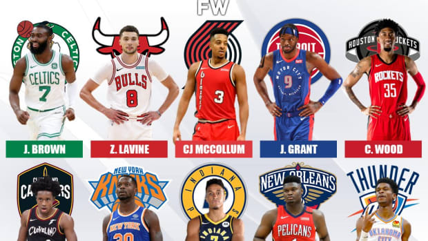 10 NBA Players Most Likely To Make Their First All-Star Team