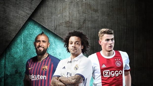 Latest Soccer Transfer Rumors: Arturo Vidal, Marcelo and Matthijs de Ligt