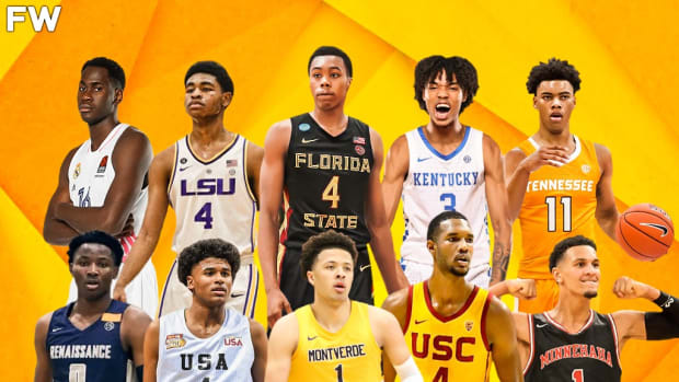 2021 NBA Draft Big Board: Top 30 Best Prospects Right Now