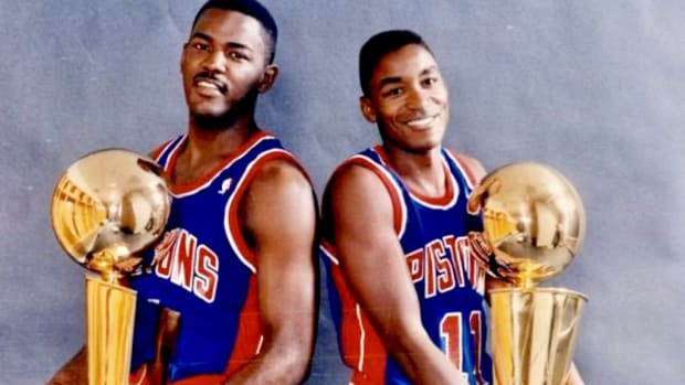 NBA Fans Slam Isiah Thomas For Saying He's The Only Top 50 NBA Player To Win Back-To-Back Championships Without Another Top-50 Player As A Teammate