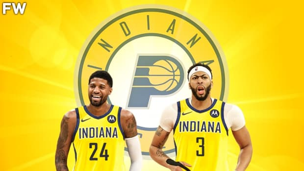 """Paul George Explains Why He Left The Pacers: """"It's An Organization That Just Cares To Be Competitive, They Don't Care To Win. They Got Pressure From The City Of Indiana To Be Competitive. That's Where They Hang Their Hat On."""""""