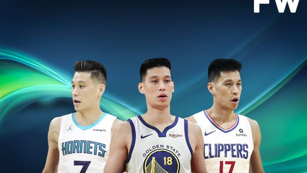 Top 5 Destinations For Jeremy Lin