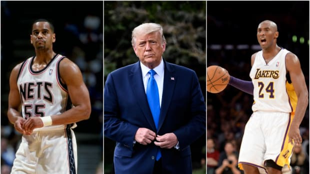 Donald Trump Once Broke Up A Fight Between Kobe Bryant And Jayson Williams During The 98' All-Star Game