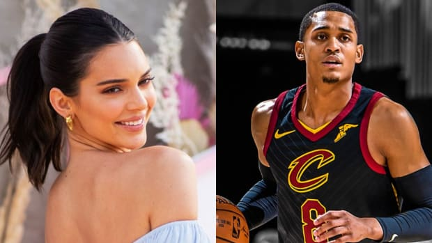 Kendall Jenner Allegedly Spotted With Ex Jordan Clarkson Amid Ben Simmons Break Up Rumors