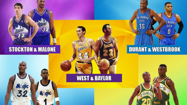 Top 10 Greatest NBA Duos That Never Won A Championship Together