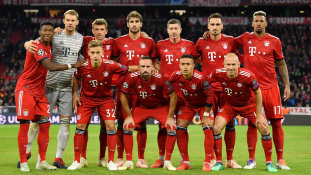 Bayern Munich Squad Photo Might Have Been Postponed To Include Leroy Sane
