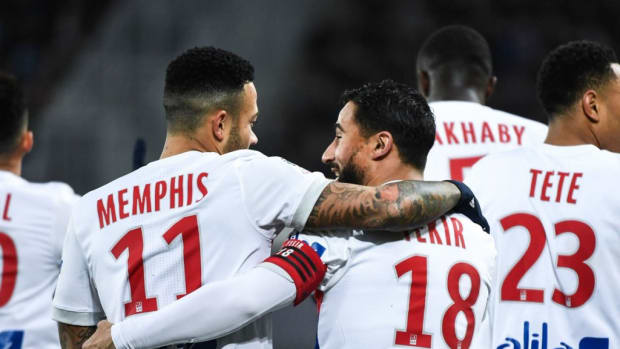 Liverpool Revive Old Interest In Olympique Lyonnais Star